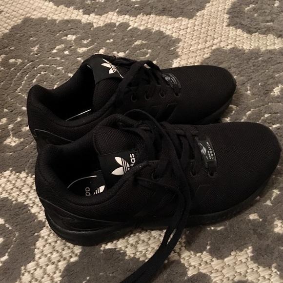 all black sneakers kids